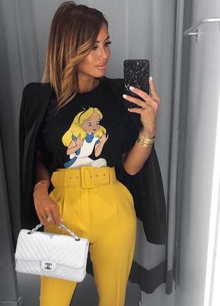 Zara новая коллекция! disney алиса в стране чудес