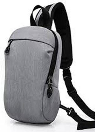 Мини рюкзак антивор, с защитой от кражи 30*18*8 см lidl германия