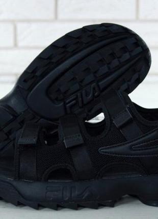Крутые босоножки 🔥 fila sandal 🔥 на лето