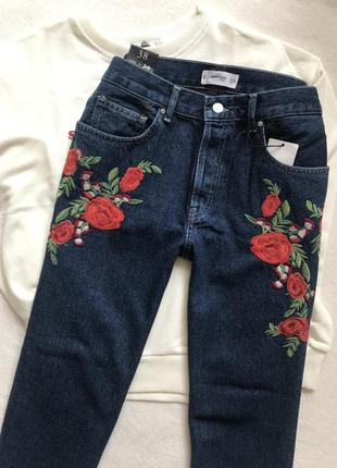 Джинси джинсы mango