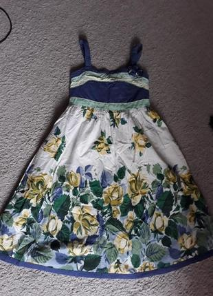 Платье на девочку дефект 10 лет