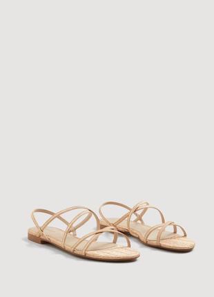 Mango сандали, р 39