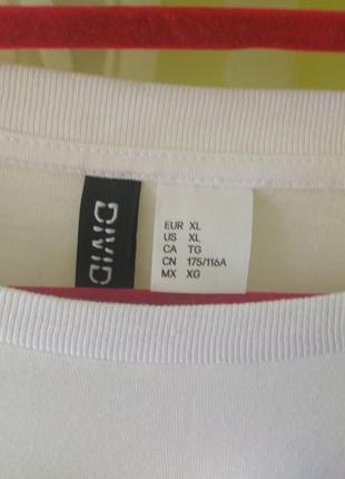 Топ лонгслив футболка с длинным рукавом от h&m5 фото