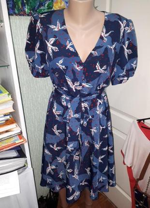 Linea яркое платье