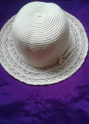 Красивейшая шляпка 54 размер