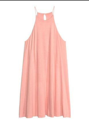 Платье трапеция от h&m
