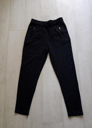 ef61184647a Стильные штаны брюки трикотажные бойфренды only xs оригинал