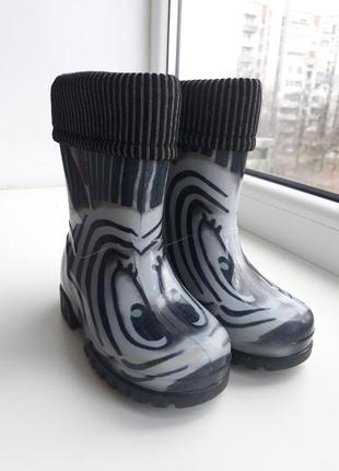 Резинові чобітки  фірми demar
