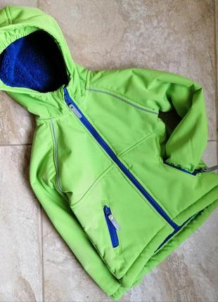 Термо куртка 4-5 лет