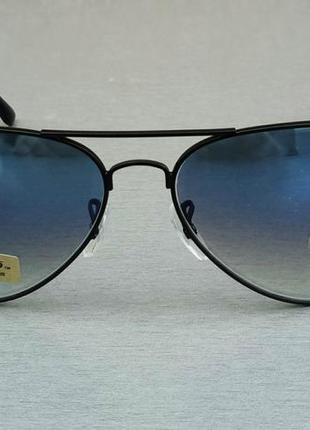Ray ban aviator diamond hard 58 очки капли солнцезащитные2 фото