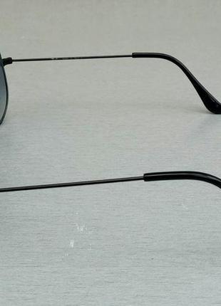 Ray ban aviator diamond hard 58 очки капли солнцезащитные4 фото