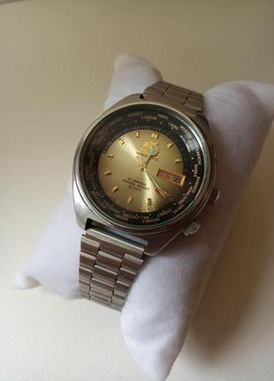 89ea3408 Мужские наручные часы Orient (Ориент) 2019 - купить недорого вещи в ...