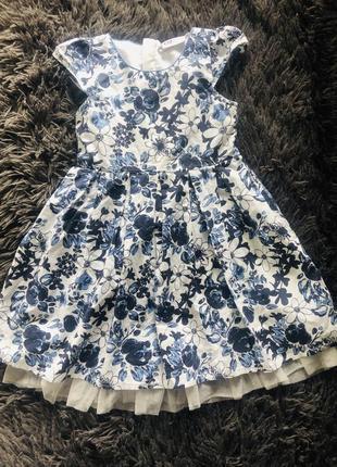 Плаття для дівчинки на ріст 104 см лише 99 грн