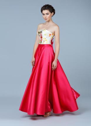 2f71f5e3139 Выпускное платье от бренда оксаны мухи