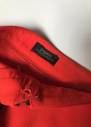 Юбка с карманами papaya4 фото