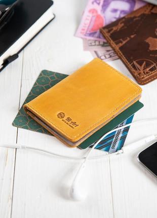 Обложка-органайзер для документов ( id паспорт ) / карт hi art ad-03 shabby honey