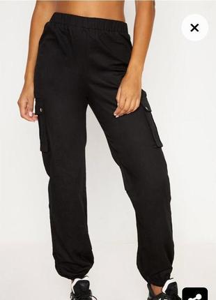 Тренд сезону, брюки з накладними карманами, брюки карго7 фото