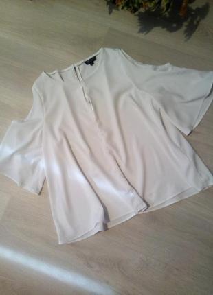 Брендовая блузка topshop
