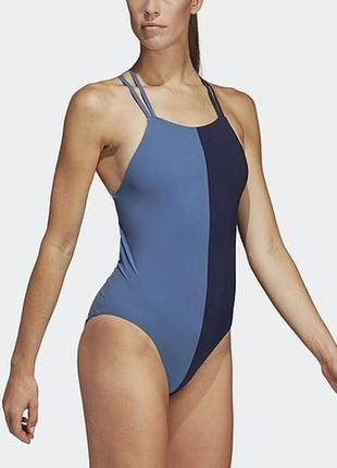 Сдельный купальник adidas parley hero swimsuit р. 40 оригинал распродажа