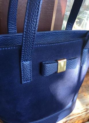 Супер сумочка из эко-кожи