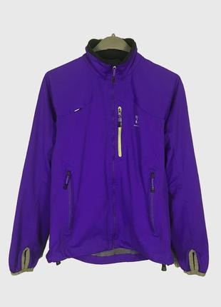 Haglofs софтшелл куртка