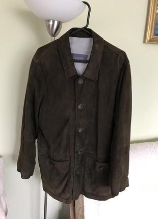 Кожаный пиджак( куртка)