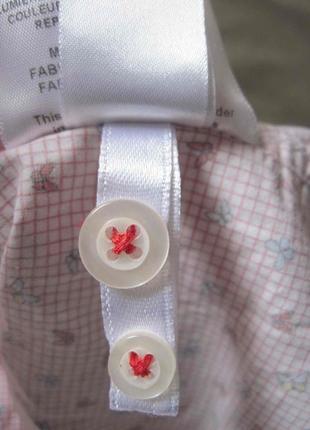 Peter werth (l/xl) рубашка мужская натуральная5 фото