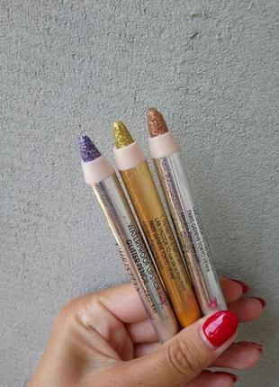 Супер предложение: набор из трех карандашей-глиттеров