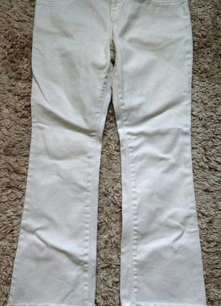 Білі джинси gucci