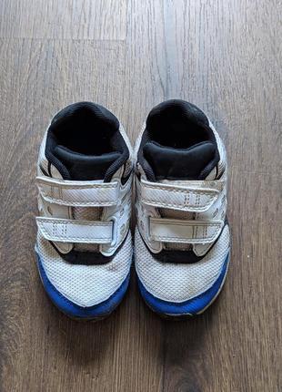 Кроссовки на мальчика 16-16,5 см
