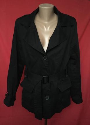 Суперская куртка пиджак с отстебным плюшевым мехом 52 р