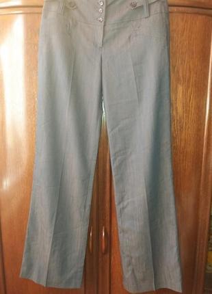 Офисные брюки-40р3 фото