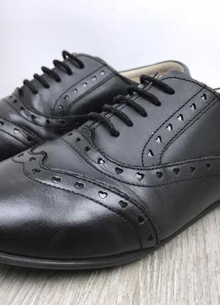 Шикарные туфельки из натуральной кожи