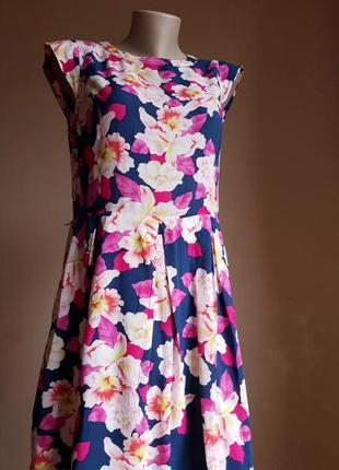 Красивое платье oasis англия