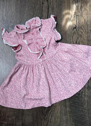 Платье, 3-6 месяцев