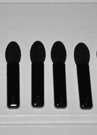 Кисть апликатор для теней chanel les pinceaux eyeshadow applicator  миниатюра длина 4см