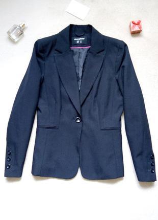 Распродажа! повседневный пиджак, жакет, офис., удлиненный