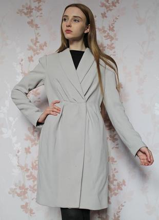 ae0a4d88f27 Пальто приталенное женское 2019 - купить недорого вещи в интернет ...