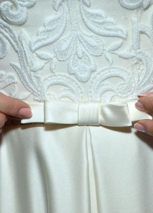 Чарівна весільна сукня3 фото