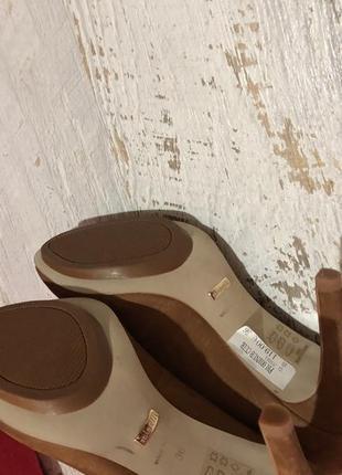Туфлі із натурального нубука,від minelli3 фото