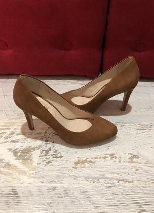 Туфлі із натурального нубука,від minelli4 фото