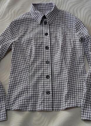 Эксклюзивная рубашка, шитая на заказ, одевала несколько раз