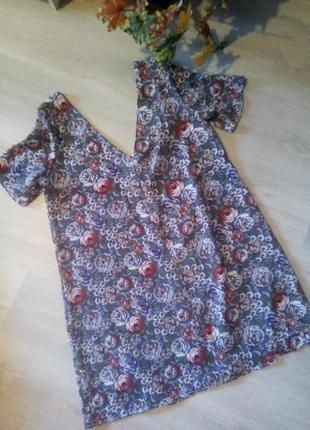 Платье халатик glamorous4 фото