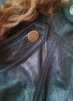 Куртка-л-кожа6 фото