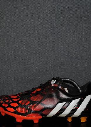 Бутсы adidas predatrо 43 р