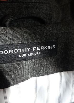 Пиджак-dorothi perkins-14р3 фото