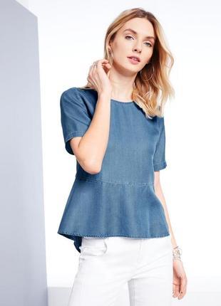 Блузка тсм tchibo германия размер 42европ
