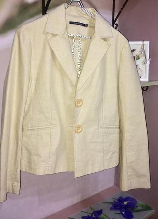Лёгкий летний пиджак жакет