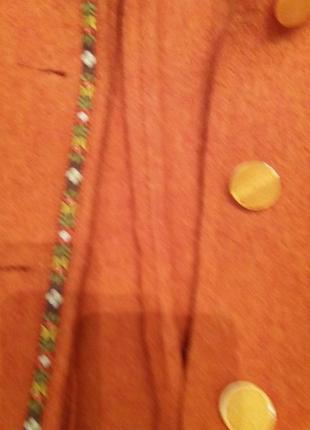 Пиджак-куртка валяная шерсть-л-хл3 фото