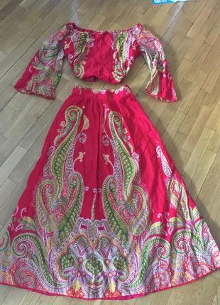 Оболденный комплект костюм